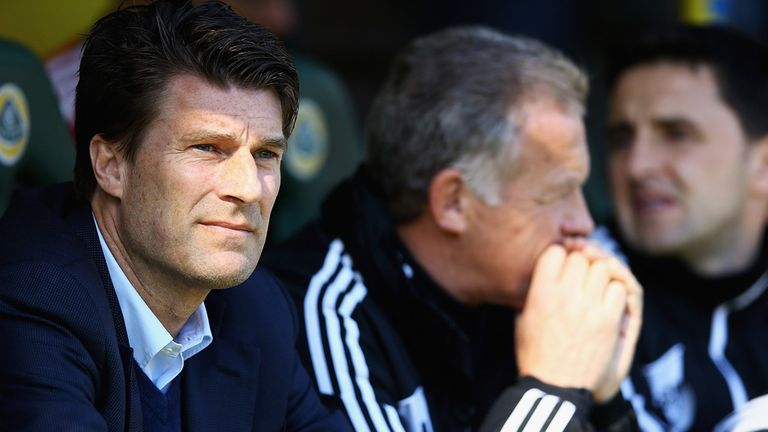 Michael Laudrup: Will hope to make it an unhappy start for David Moyes