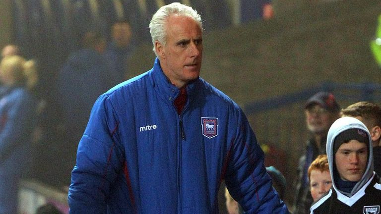 Mick McCarthy: Happy to make his point at Millwall