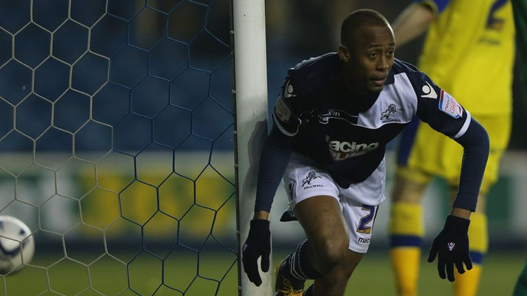 Jimmy Abdou: Finds strength in his son's fight against leukaemia