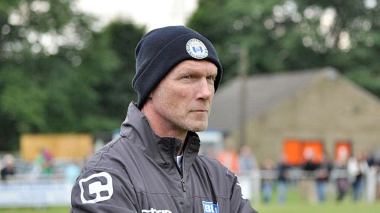 Neil Aspin: Halifax boss in the running for Carlisle job