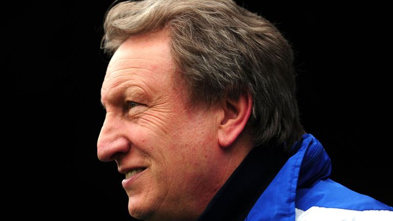 "Neil Warnock: Recommended a change of manager to ""appease the fans"""
