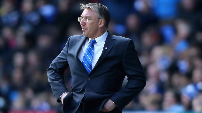 Nigel Adkins: Thinks his side are moving forward