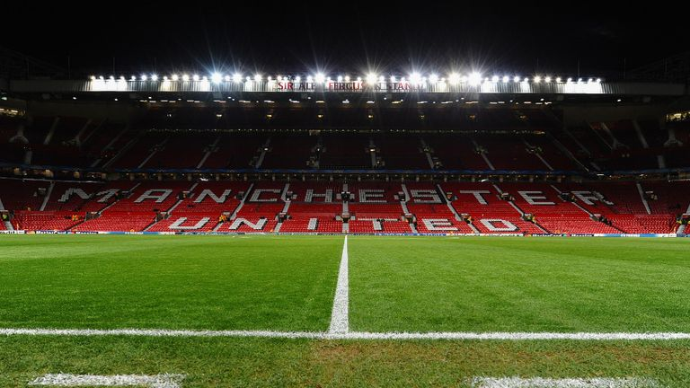 Old Trafford: Home to Manchester United since 1910