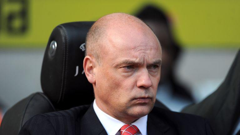 Uwe Rosler: Ended Teixeira's loan