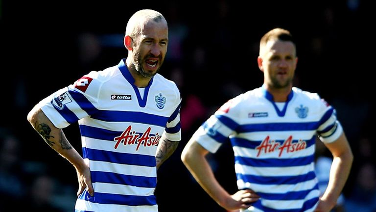 Shaun Derry: Feels too many players failed to give their all for QPR in 2012/13
