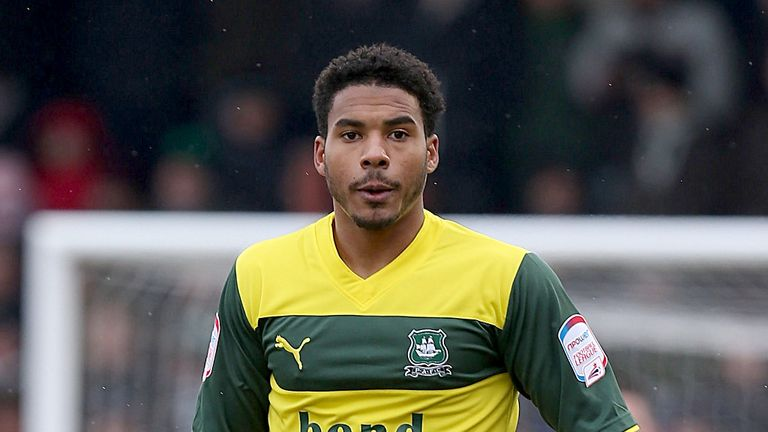 Reuben Reid: Returns to Plymouth for a second spell