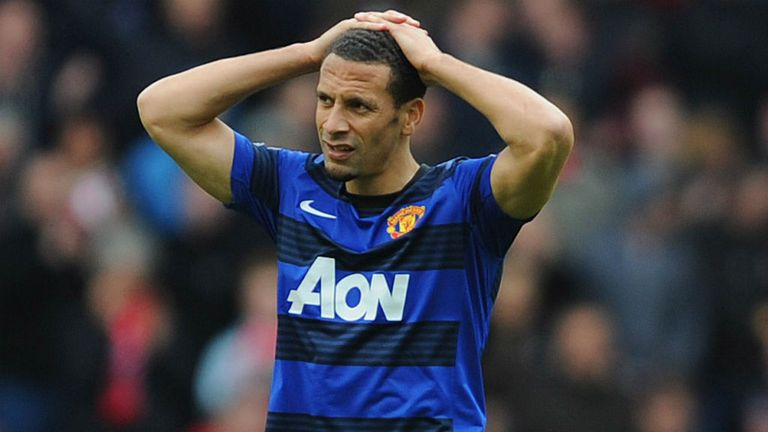 Rio Ferdinand: Manchester United defender unhappy with the PFA voting system