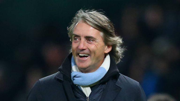 Roberto Mancini: Insists Man City can reclaim the Premier League title next season