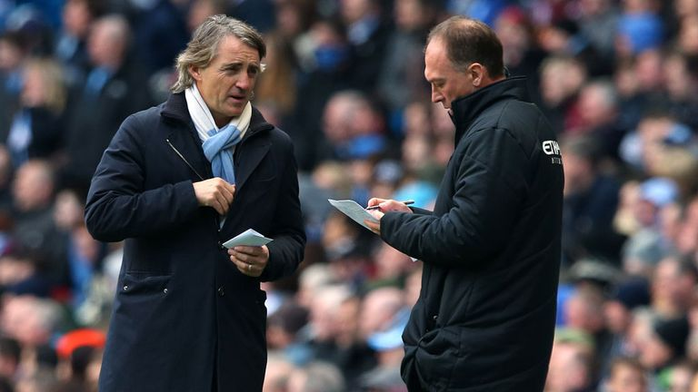 Roberto Mancini: Felt Manchester City's winning margin should have been more emphatic