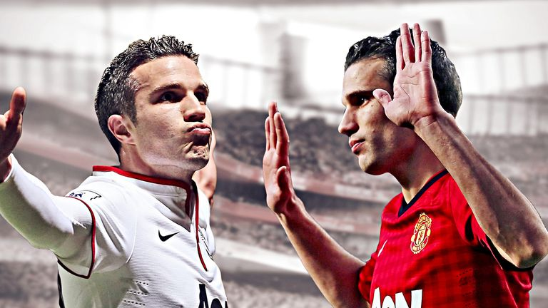 Robin van Persie: Set to face former club Arsenal