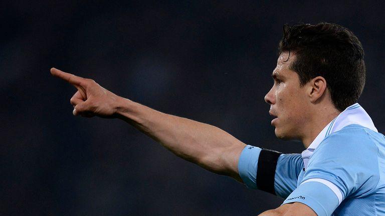 Hernanes: Link to PSG rebuffed
