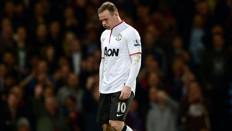 Wayne Rooney: Has been the subject of transfer speculation