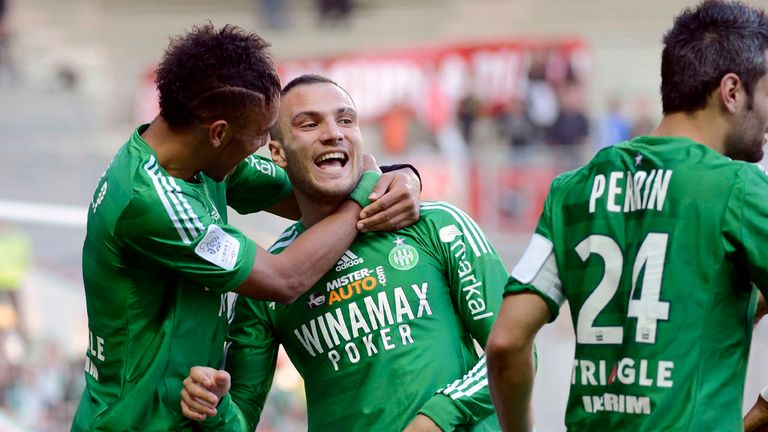 St Etienne: Celebrate one of their goals