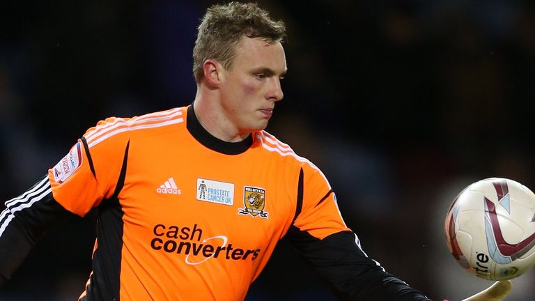 David Stockdale: Has kept eight clean sheets since rejoining Hull in January