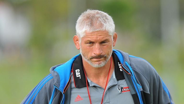 Todd Blackadder: Three changes for Crusaders