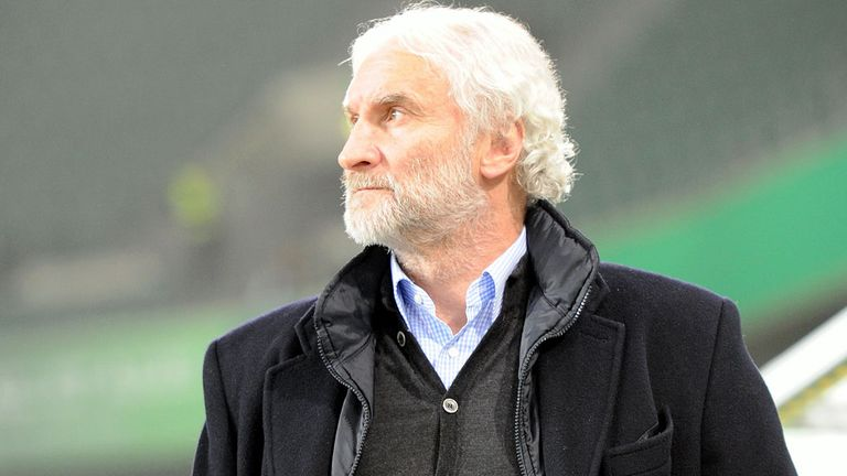 Rudi Voller: Looking for a fair solution