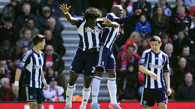 Will West Brom be celebrating again in 2013/14?