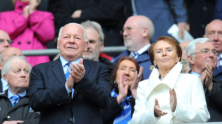 Dave Whelan: Relishing the prospect of facing Manchester City again