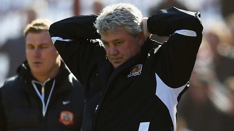 Steve Bruce: Hull manager still confident of promotion