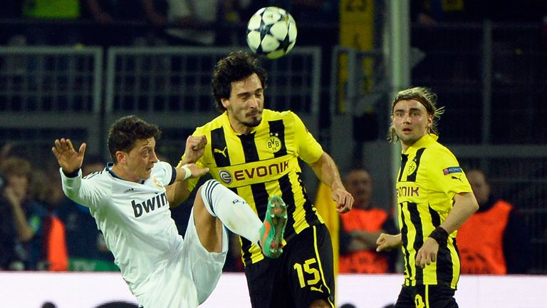 Mats Hummels: Struggling for the Champions League final