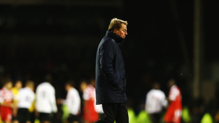 Harry Redknapp: QPR owner Tony Fernandes wants Redknapp to stay at the club whatever the outcome of the season