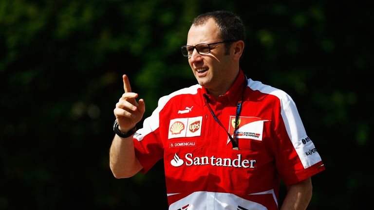 Stefano Domenicali: Ferrari want a better display on Saturday this week