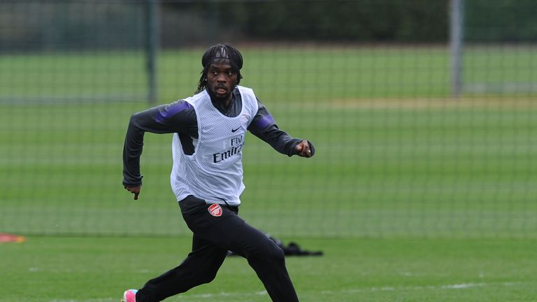 Gervinho: Two-year spell at Arsenal set to end