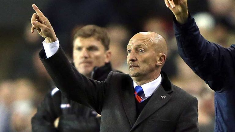 Ian Holloway: Crystal Palace boss had an enjoyable spell in the top flight with Blackpool