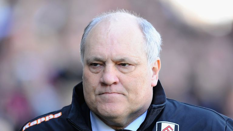 Martin Jol: Believes Fulham have to become more stable
