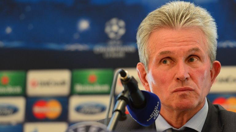 Jupp Heynckes: Made it clear who is in charge of Bayern