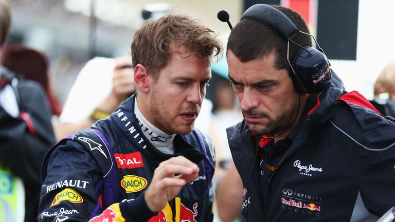Sebastian Vettel: Feels he couldn't challenge for pole