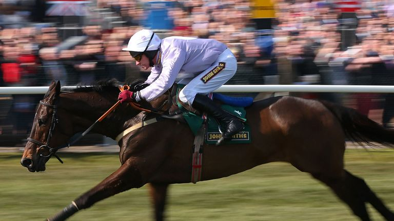 Solwhit: Flat after Aintree