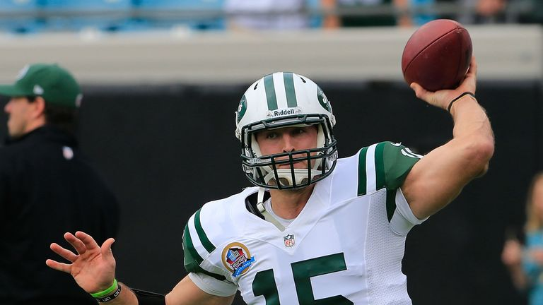 Tim Tebow: a free agent after being released by the New York Jets on Monday