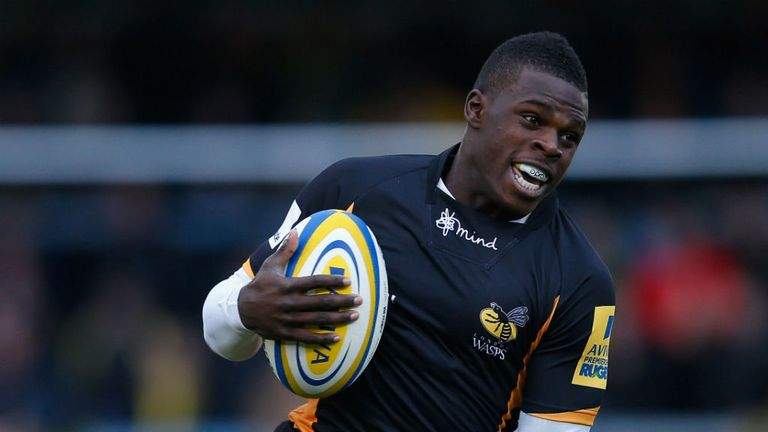 Christian Wade: Wasps star compared to Jason Robinson