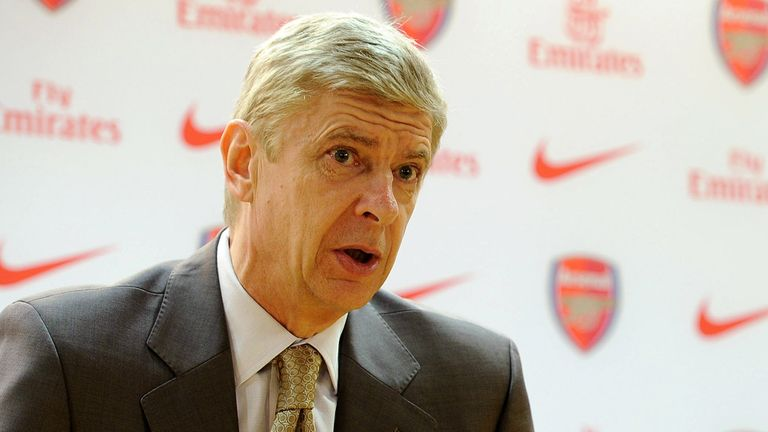 Arsene Wenger: Committed to his Arsenal contract