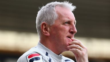 Ronnie Moore: Handed Jones his debut