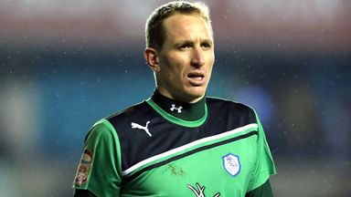 Chris Kirkland: Injury free at Sheffield Wednesday