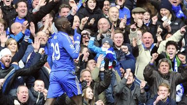 Demba Ba: Scored a fine goal to knock out Manchester United on Monday.