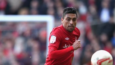 Gonzalo Jara: Will miss Forest's last two games