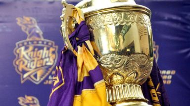 IPL trophy: Three players under probe