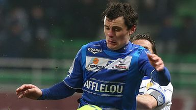 Jerome Rothen: Fell out with Bastia coach