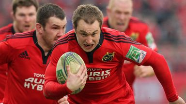 Johne Murphy has retired from all forms of rugby