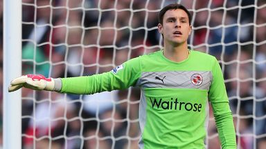 Alex McCarthy: Reading goalkeeper tipped for the top