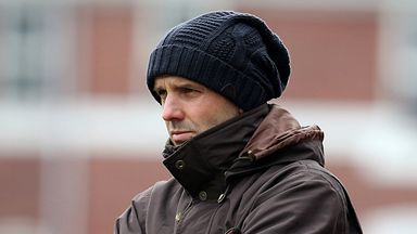Paul Tisdale: Trims his squad