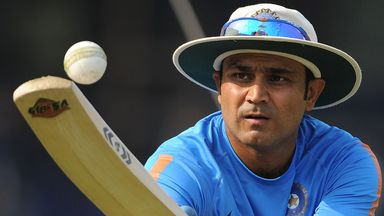 Virender Sehwag: Excited to be named captain of MCC