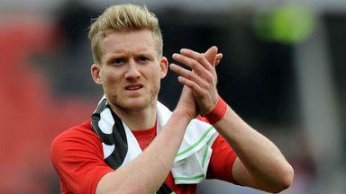 Andre Schurrle: Bayer Leverkusen man heading to Chelsea