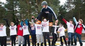 Jamie Barrow's speed snowboarding record bid 'isn't without risk'