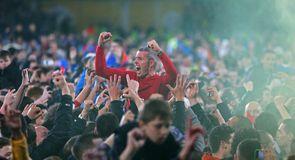 Cardiff's promotion season