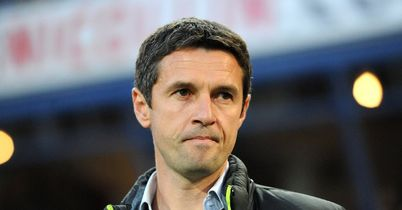 Garde supports Lyon players