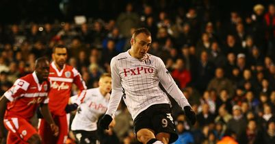 Dimitar Berbatov: Scored against QPR but should have been withdrawn